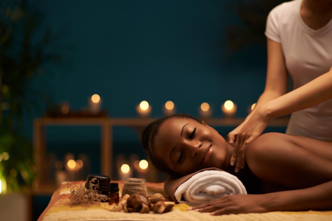 Mixt Massage - Nek Rug Schouder Massage